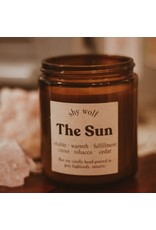 Shy Wolf - The Sun Candle 8 oz