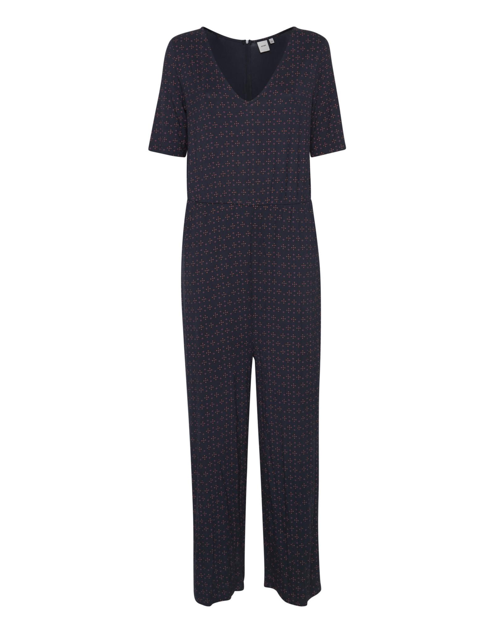 IDK - Short Sleeve Jumpsuit