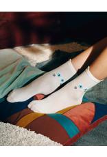DOY - Cat Socks / White