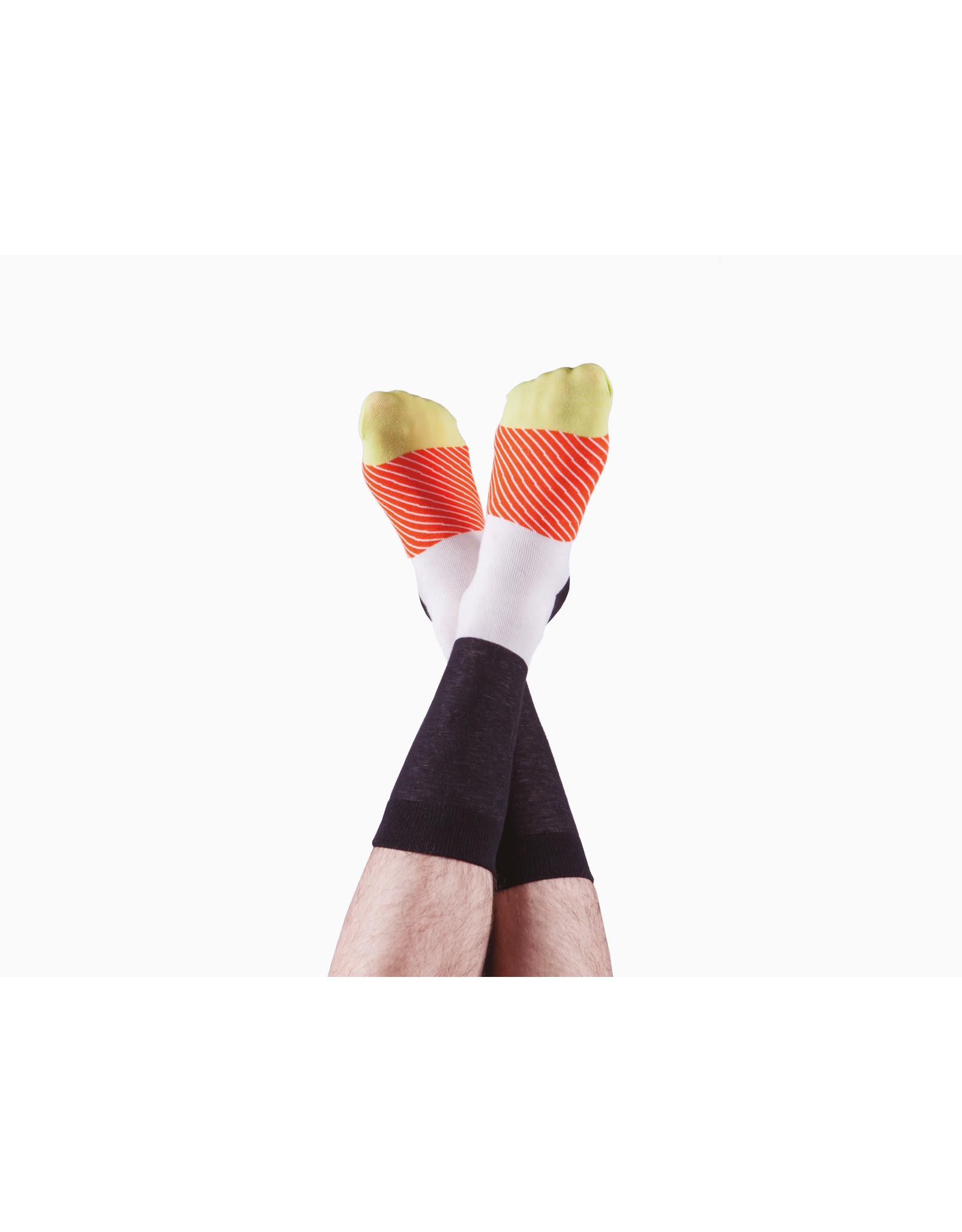 DOY - Salmon Maki Sushi Socks