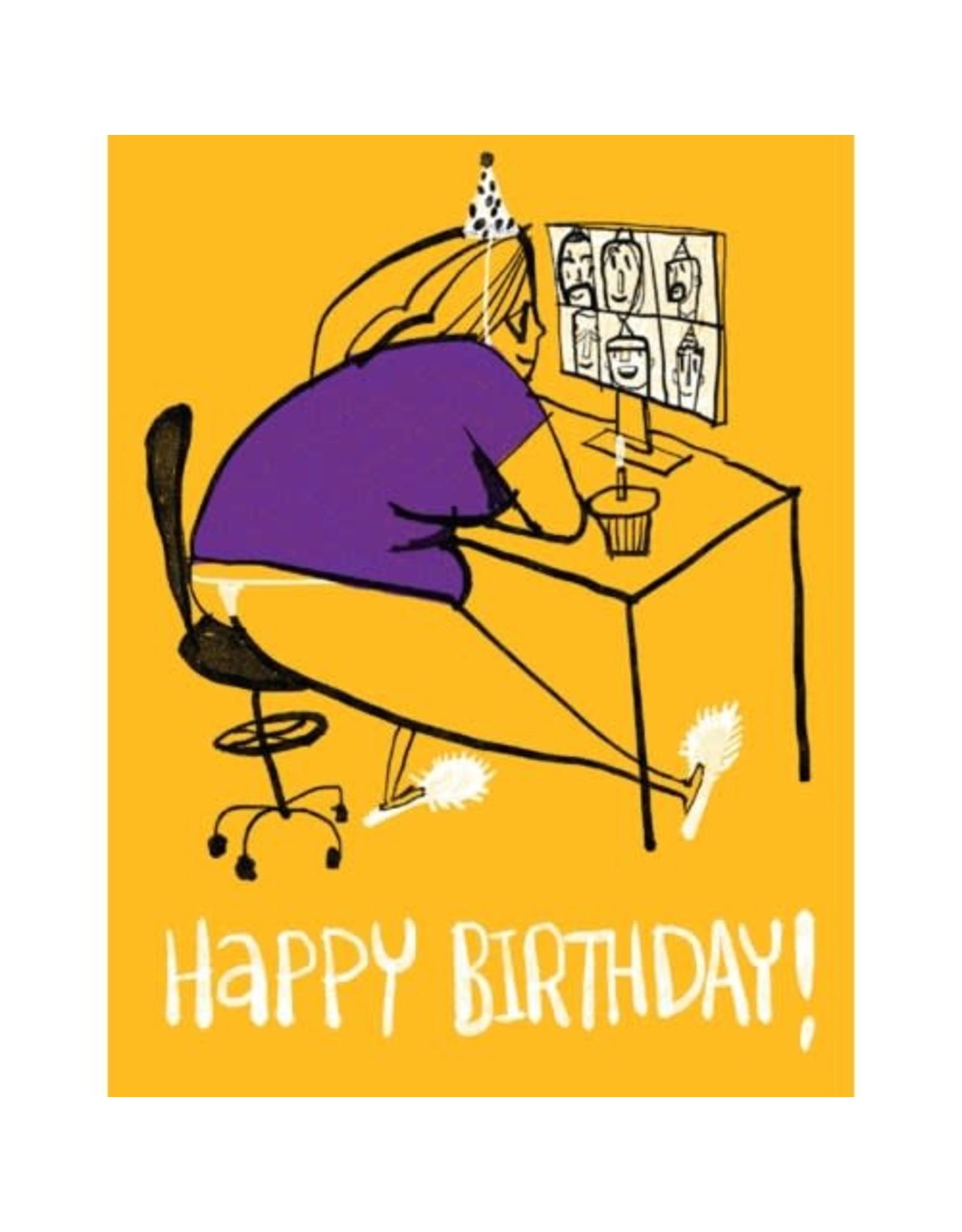 PPS - Video Happy Birthday Card