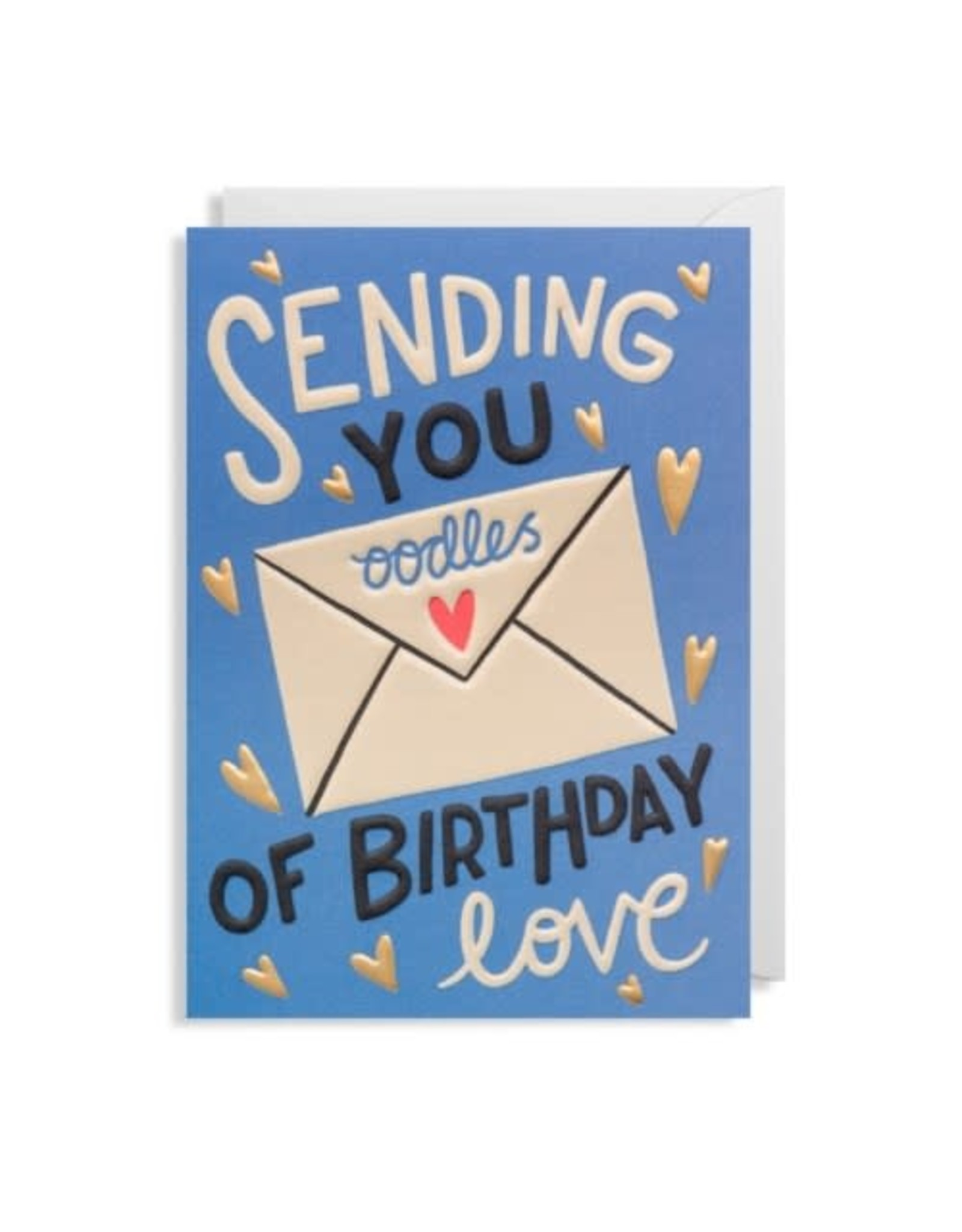 PPS - Oodles of Birthday Love Card