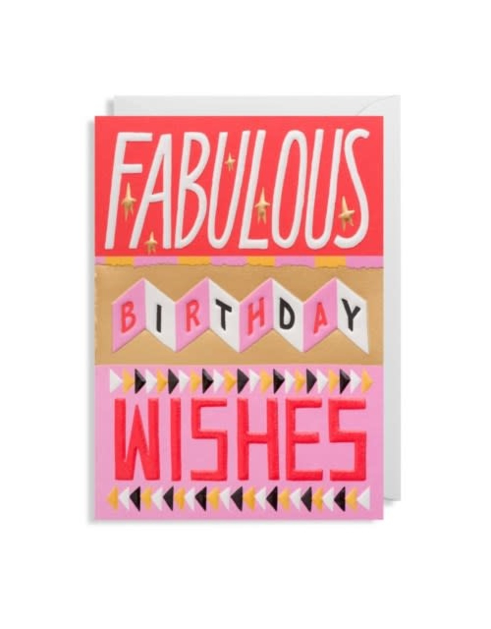 PPS - Fabulous Birthday Card