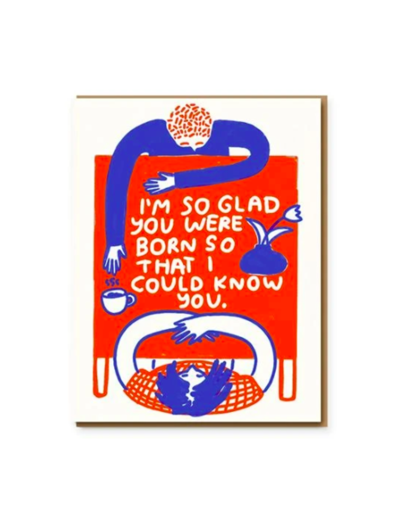 PPS - So Glad You Were Born Card