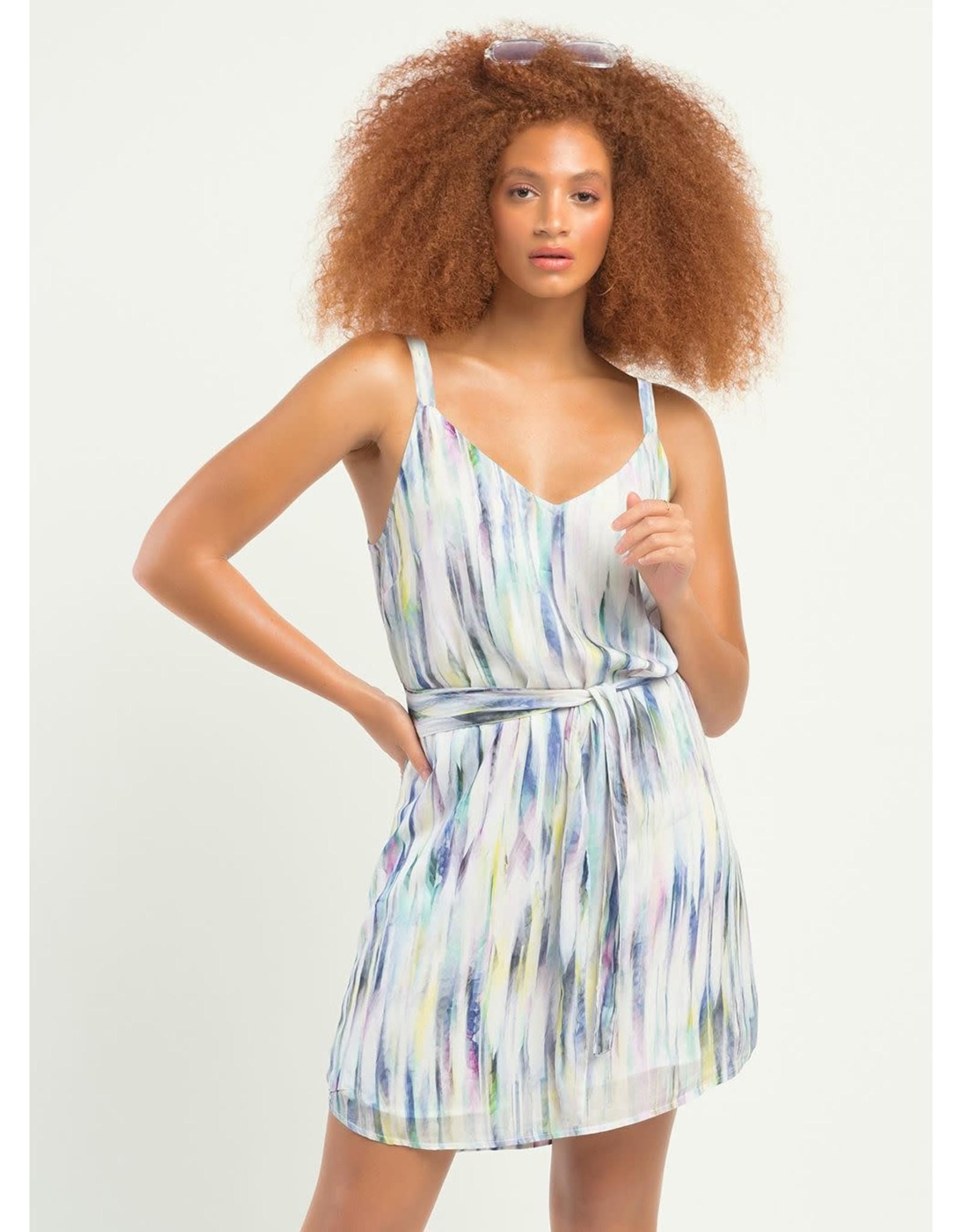 Dex - Watercolour Dress