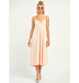 Dex - Peach Dress