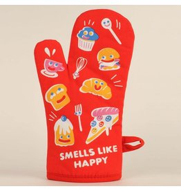 Blue Q - Oven Mitt/Smells Like Happy