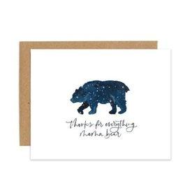 PPS - Card/ Mama Bear