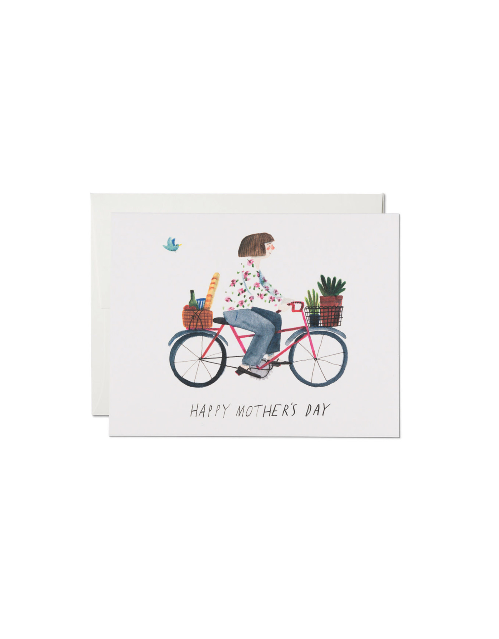 PPS - Happy Mother's Day Bike Card