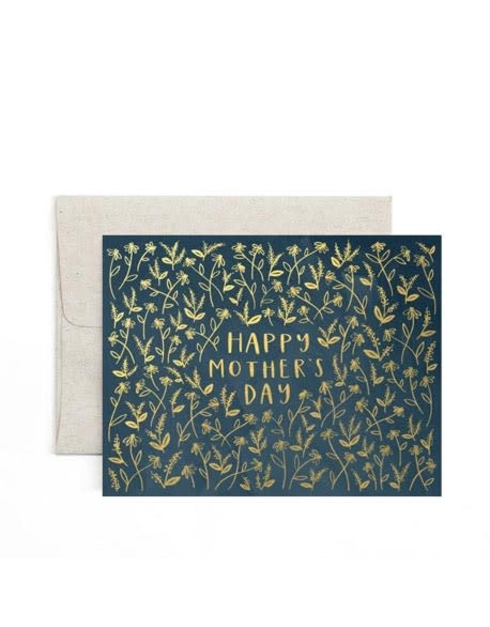 ELE - Card/ Mother's Day Floral