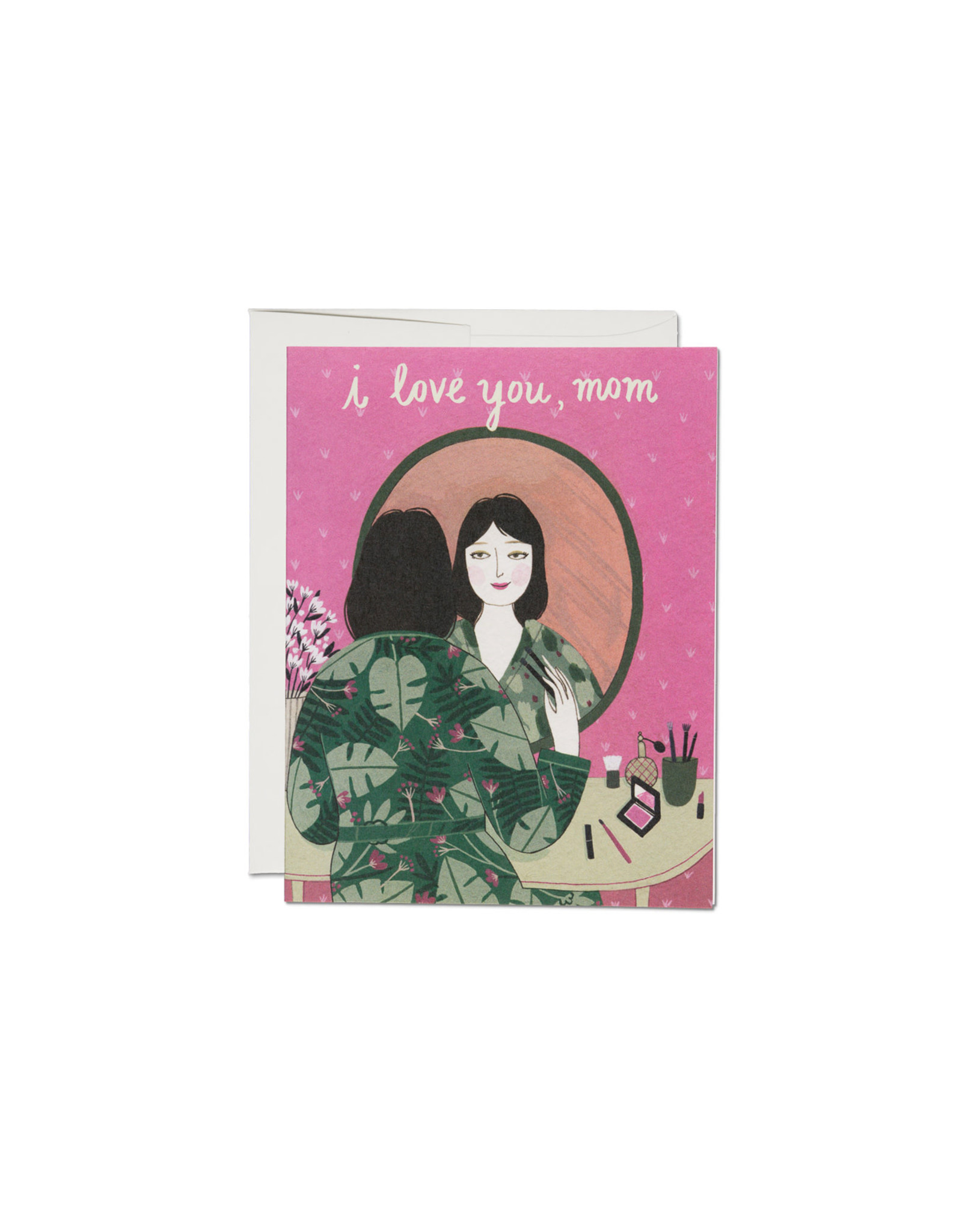PPS - Card/ I love you, Mom Card