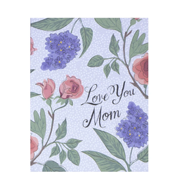 BOP - Card/ Love You Mom Card
