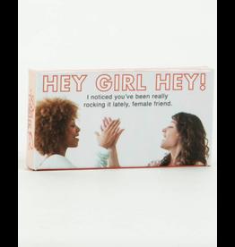 Blue Q - Hey Girl, Hey Gum