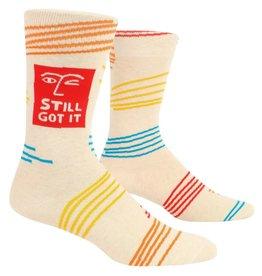 Blue Q - Men's Socks/Still Got It