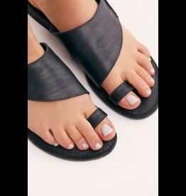 Free People - Slide Sandal / Black or Luggage Brown