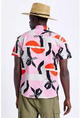 Brixton - Short Sleeve Print Shirt
