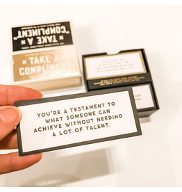 RST - Take a Compliment Card Set