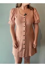 Bonanza - Button Up Dress