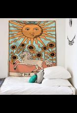 SRL - Sun/Moon/Star Tarot Tapestries: The Sun