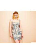 Emory Park - Toile Mini Dress