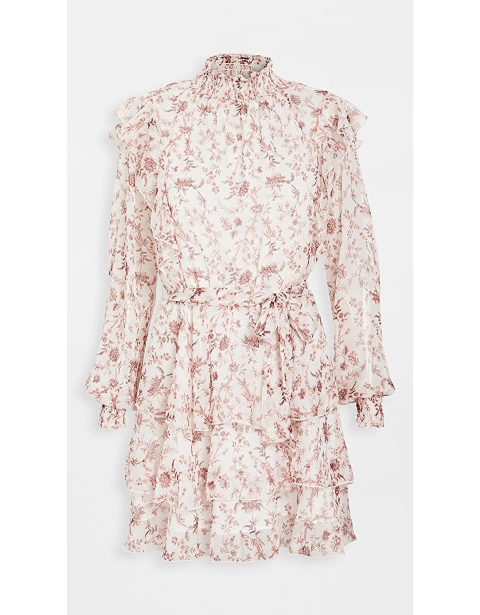 Mink Pink - Chiffon Dress
