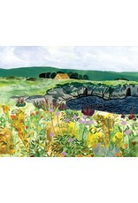 """SRE - Art Print/Wildflower Landscape 8"""" x 10"""""""