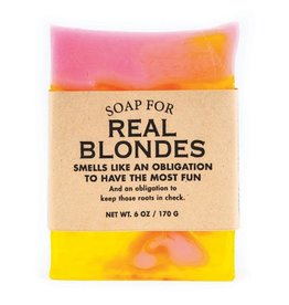 Whiskey River Soap WER - Soap / Real Blondes 6 oz