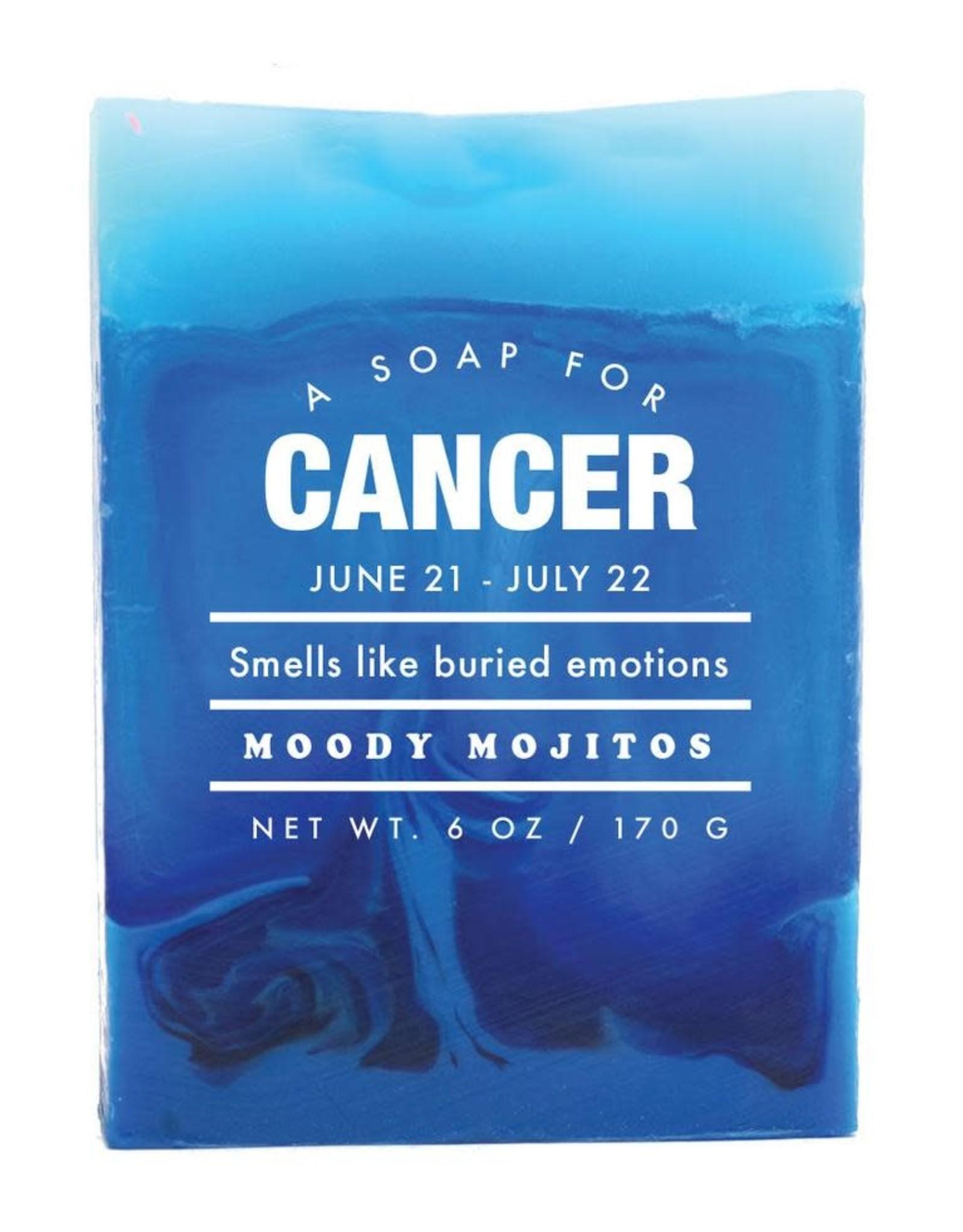 Whiskey River Soap WER - Soap/ Cancer 6 oz