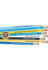 Whiskey River Soap WER - Pencils/ Grammar Police 8 pack