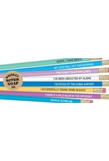 Whiskey River Soap WER - Pencils/ Introverts 8 pack