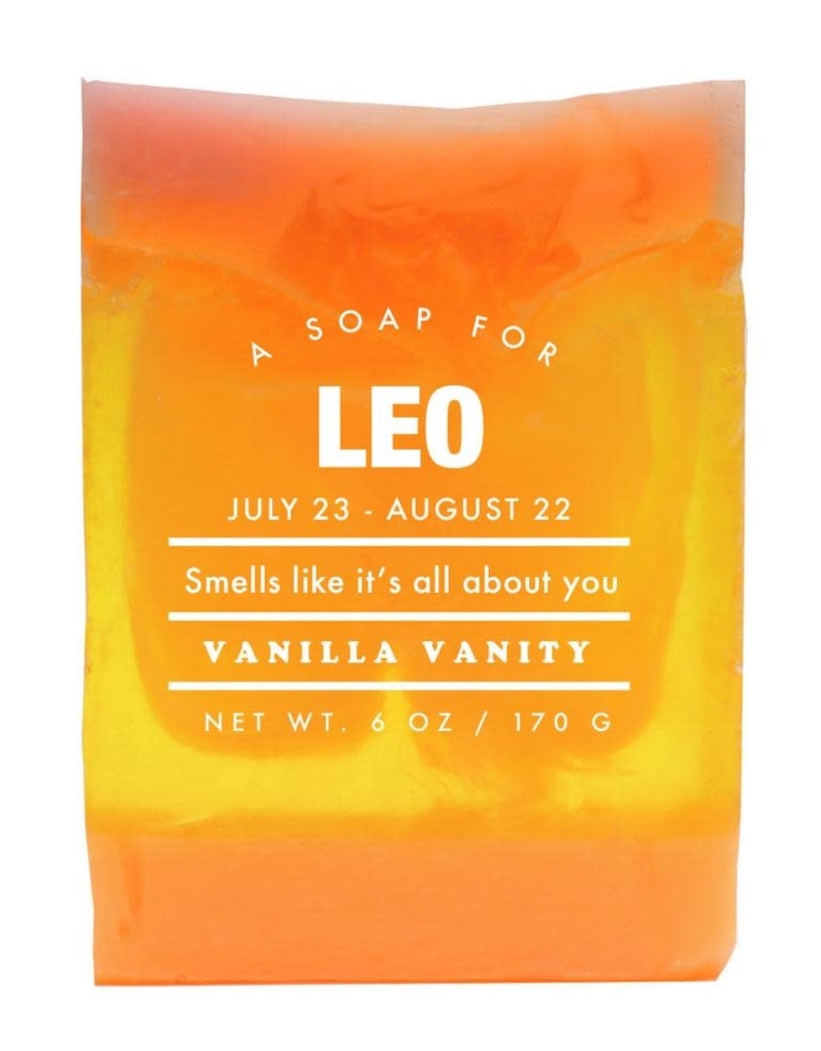 Whiskey River Soap WER - Soap/ Leo 6 oz