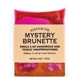 Whiskey River Soap WER - Soap/ Mystery Brunette 6 oz