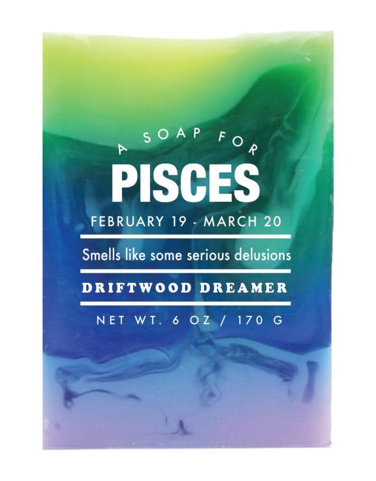 Whiskey River Soap WER - Soap/ Pisces 6 oz