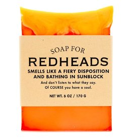 Whiskey River Soap WER - Soap / Redheads 6 oz