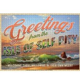 WER - Puzzle/ Isle of Self Pity 1026 pcs