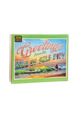 Whiskey River Soap WER - Puzzle/ Isle of Self Pity 1026 pcs