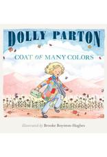 PRH - Dolly Parton Coat of Many Colors Book