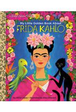 PRH - Little Golden Book/Frida Kahlo