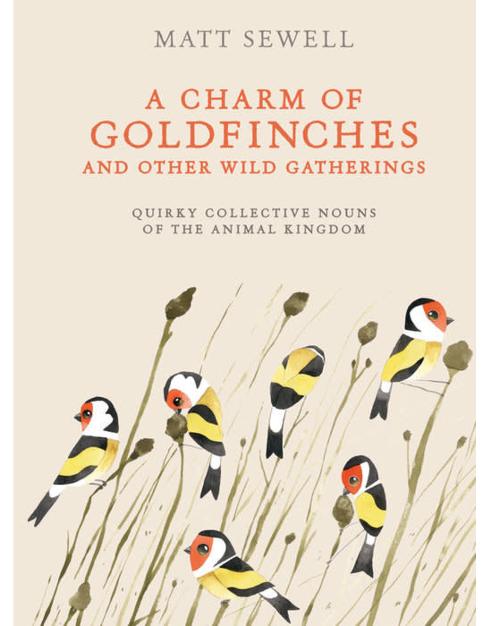 PRH - A Charm of Goldfinches