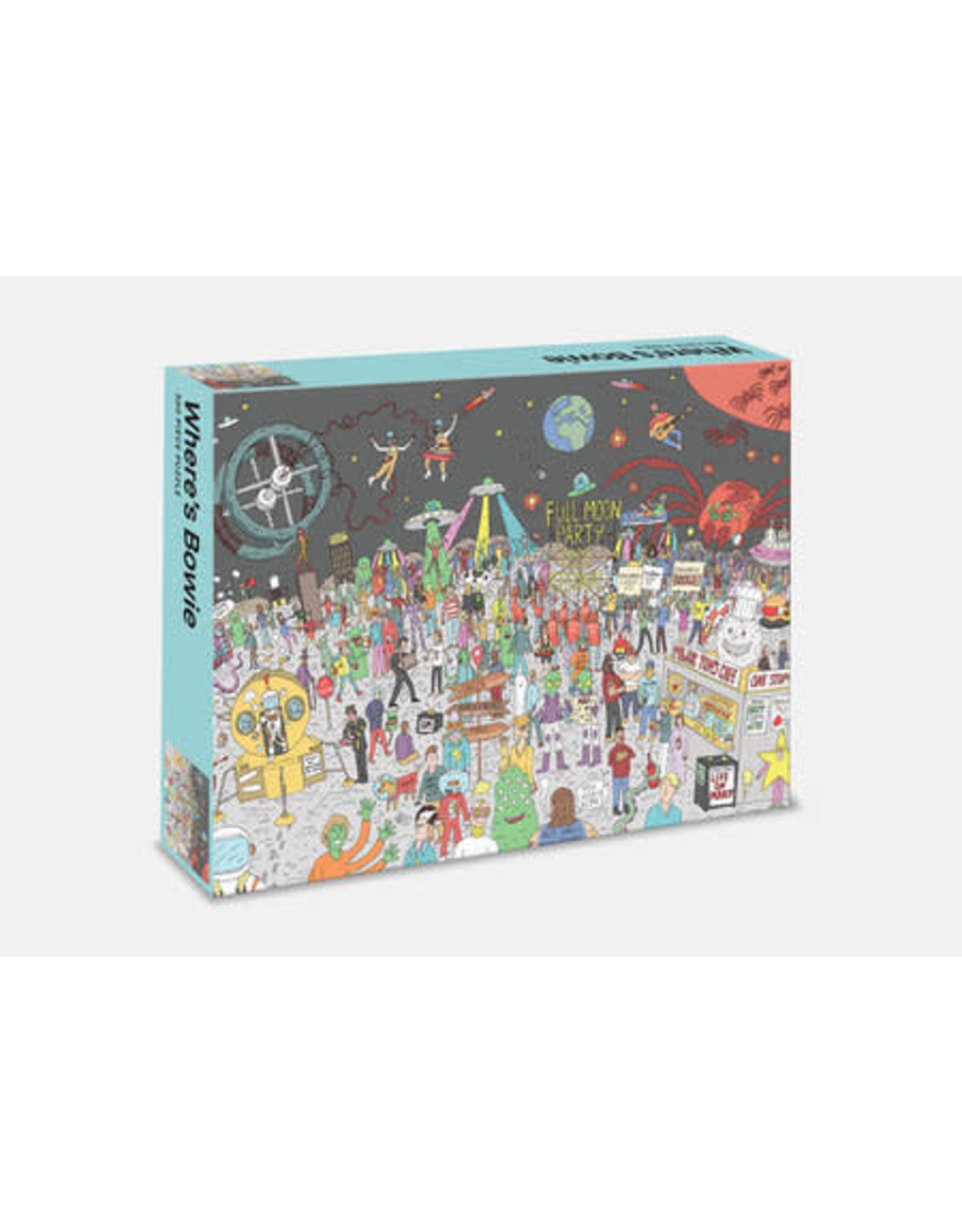 PRH - Puzzle Where's Bowie? / 500 pcs