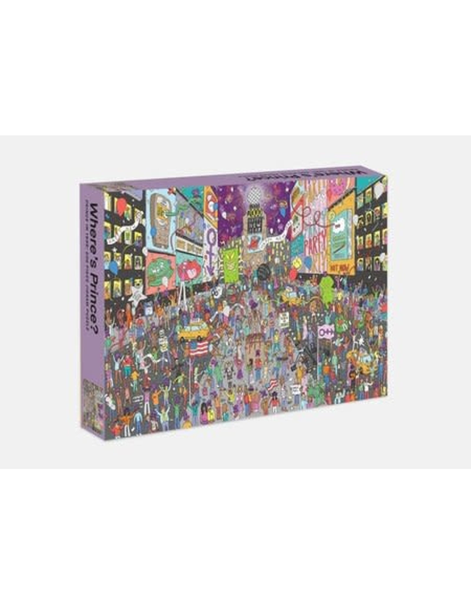 PRH - Puzzle Where's Prince? / 500 pcs