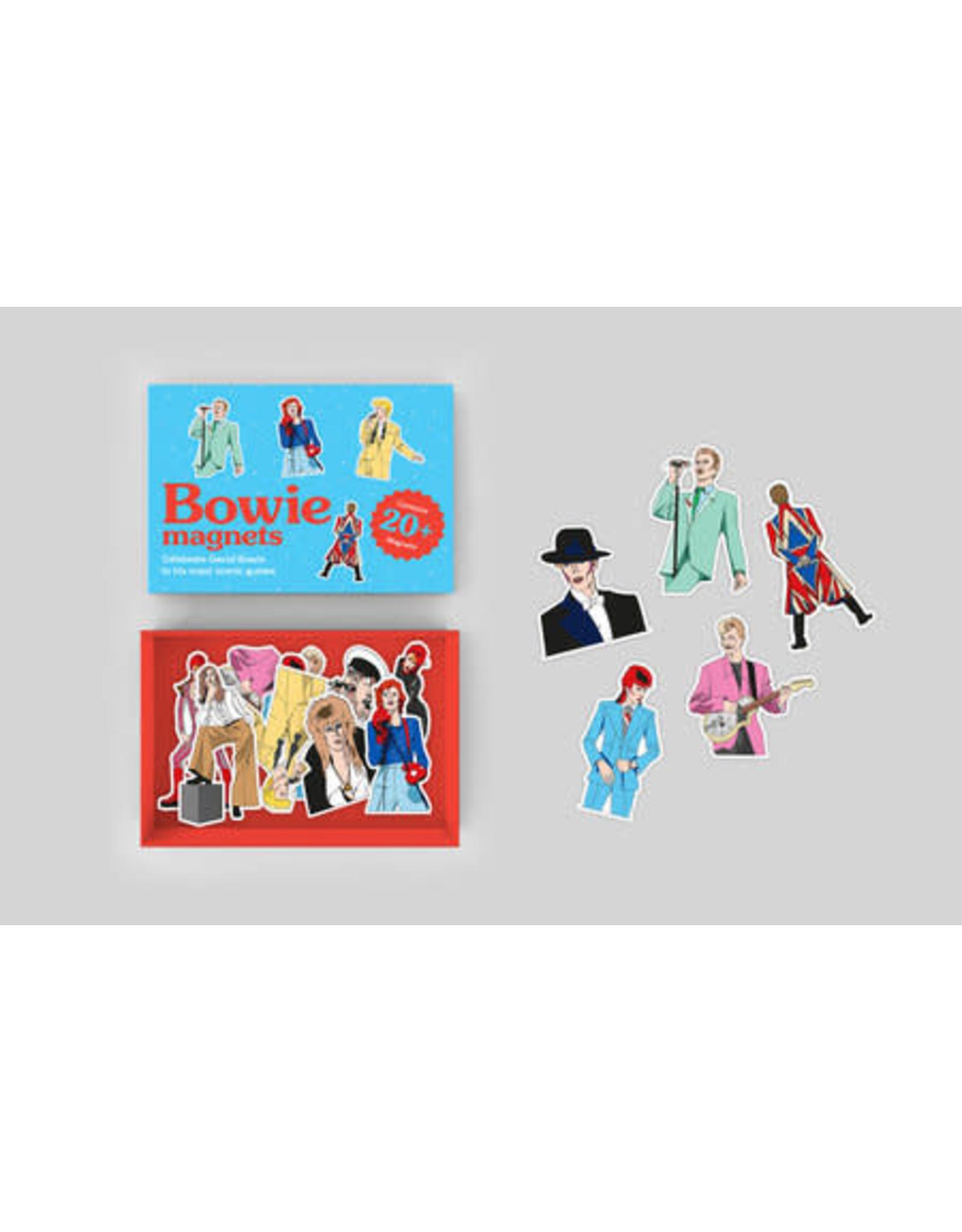 PRH - Bowie Magnets