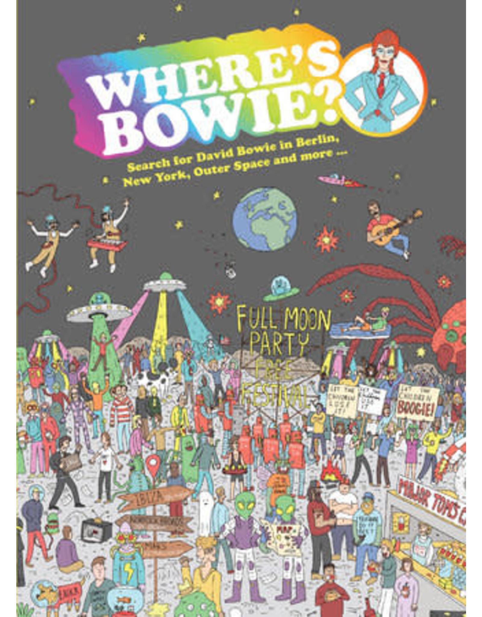 PRH - Where's Bowie