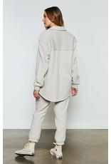 Gentle Fawn - Soft Jacket ShirtTaupe