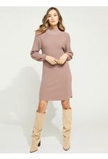 Gentle Fawn - Sadie Dress Fig or Light Grey