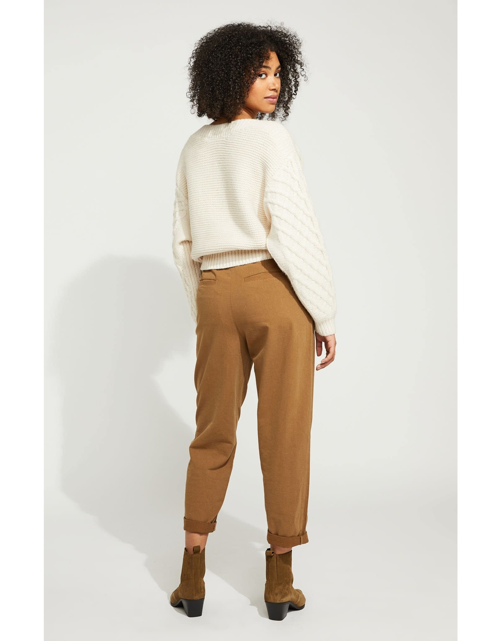 Gentle Fawn - Manchester Pant Black or Brown