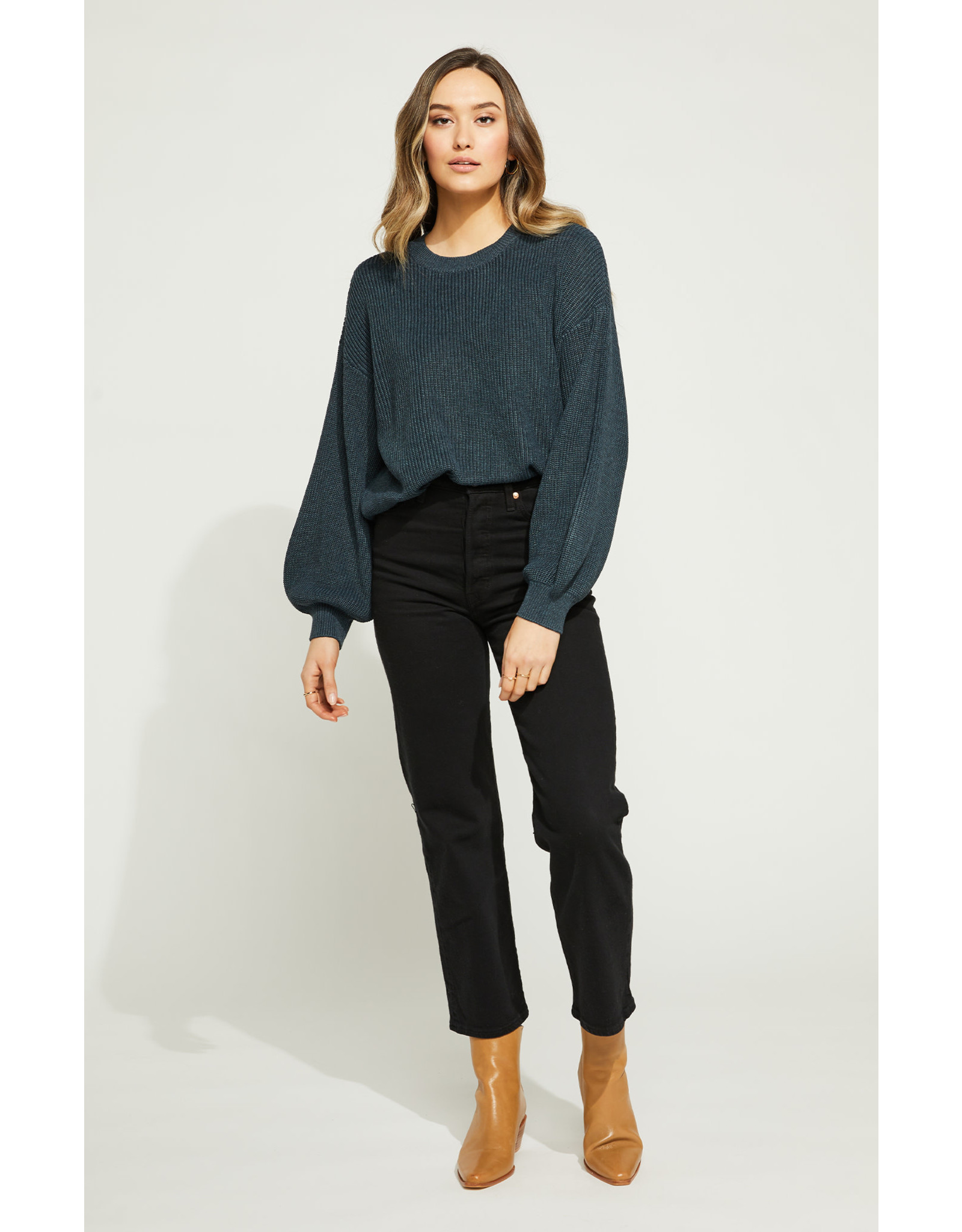 Gentle Fawn - Evergreen Sweater