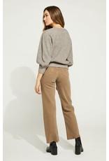 Gentle Fawn - Perfect Cardigan Oatmeal or Grey