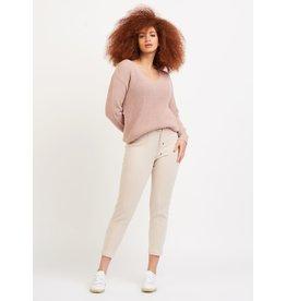 Dex - Monday Sweater in Rose or Black