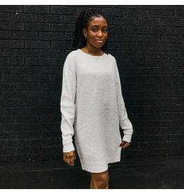 Dex - Snow Queen Sweater Dress / Cream